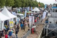 30.000 bezoekers op Baggerfestival 2017
