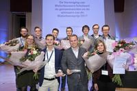 Winnaars Waterbouwprijs 2017