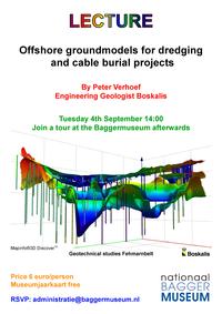 Lezing offshore grondmodellen voor bagger-en kabelgraafprojecten