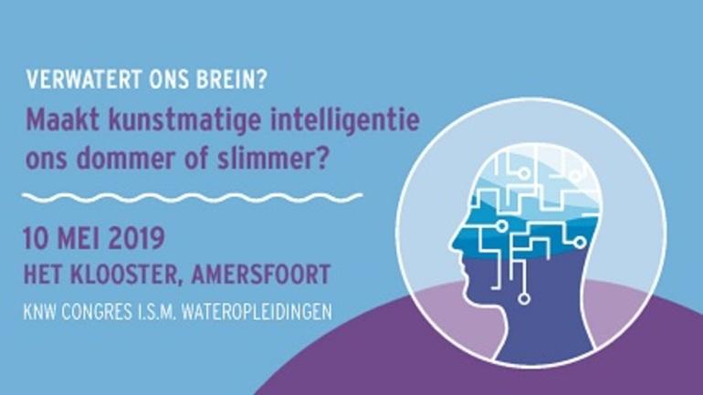 Voorjaarscongres: Kunstmatige Intelligentie in de watersector