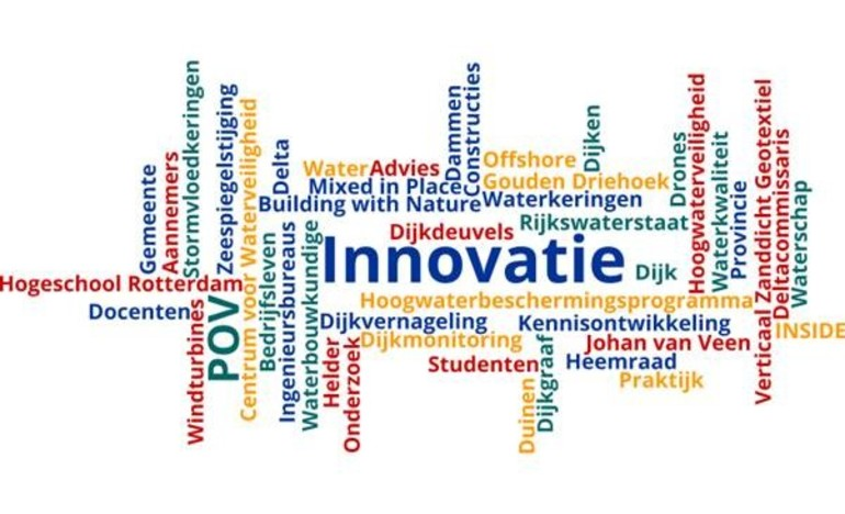 Save the Date! Symposium Innovaties in de Waterbouw