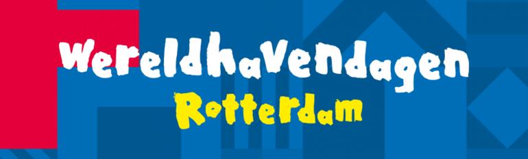 Wereldhaven dagen Rotterdam | 6,7 & 8 september 2019