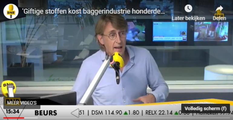 Update PFAS   Baggerindustrie   BNR Bouwmeesters