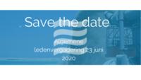 Zet vast in uw agenda: Algemene Ledenvergadering VvW 23 juni 2020