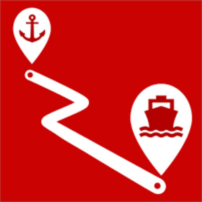 SeaGuide app: Begeleiding van kapiteins - van werkschepen-  in de haven van Rotterdam