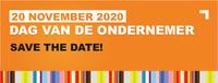 Doe mee aan de Dag van de Ondernemer op vrijdag 20 november 2020