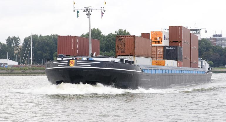 Gebruikszekerheid vaarwegen Zuid-Nederland staat ernstig onder druk