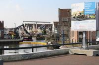 Baggerbedrijf West Friesland zorgt samen met Beens Dredging voor schone bodem vaart Franeker
