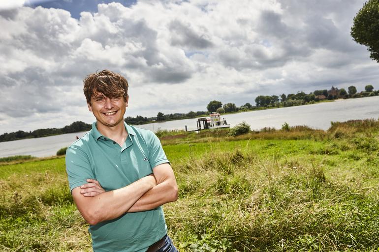 'Het gaat niet meer alleen om de bescherming tegen het water'