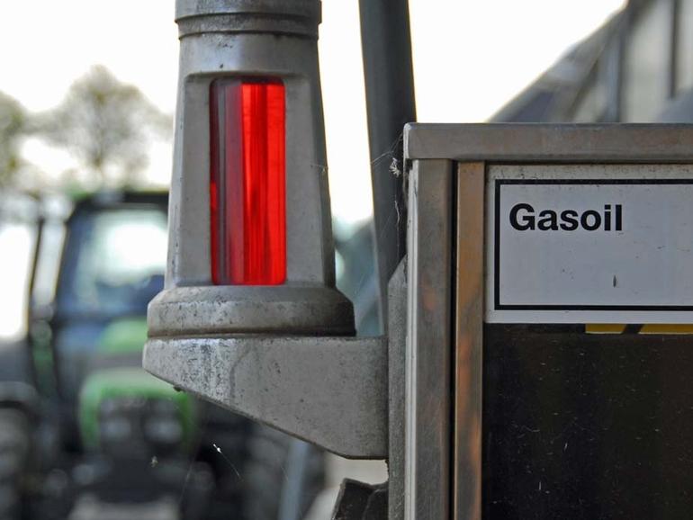 Versoepeling standpunt Douane gebruik rode gasolie in de Waterbouw
