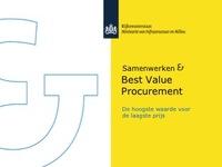Geslaagde kennisdeling tijdens bijeenkomst Prestatiemeten en Best Value in RWS werken