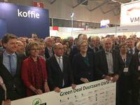 Green Deal voor duurzame wegen, spoor en waterwegen
